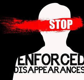 banner-stop-enforced disappearances